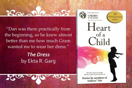 FB banner, quote from The Dress, for HOAC, March 2018